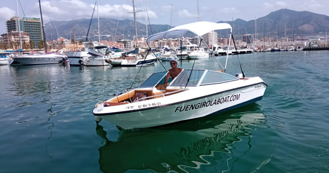 Boat not required license